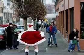 I Need This Santa In My Life