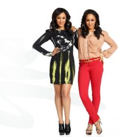 Tia and tamara style