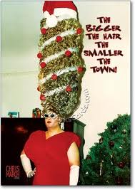 The Whos in Whoville want their their tree back!